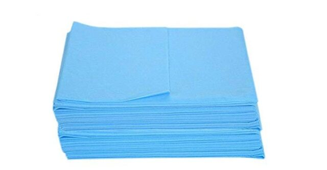 About this item Disposable Bed Sheet Size : 31 x 80 inches (78 x 200 cm) Pre-cut and individual folded bed sheet Easy to use and gets rid of unnecessary laundry. Size PACK OF 25